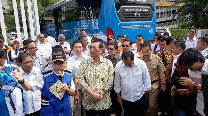 Prabowo Subianto Ungkap Kondisi Kaki, Luhut Binsar Pandjaitan Sarankan Pengobatan Terbaik di Dunia