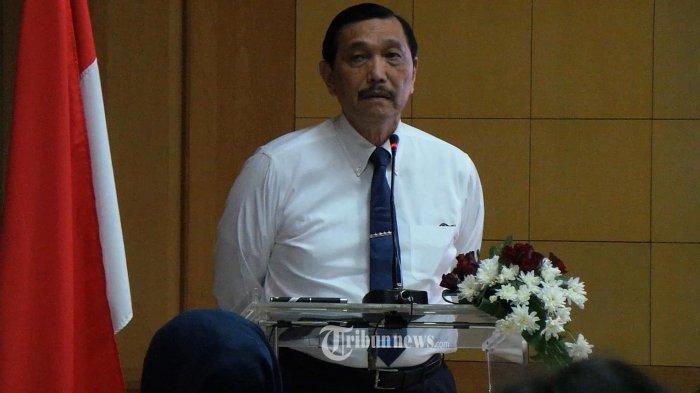 Menteri Luhut Minta Aturan WFH Diperketat, Anak Buah Anies: Lagi Dibahas Satgas Covid-19