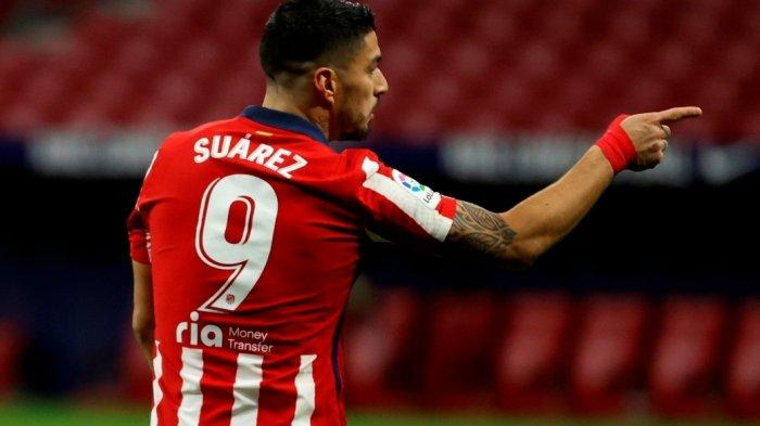Atletico Madrid Vs Chelsea:Luis Suarez Bikin Gentar hingga Rekor Unbeaten Simeone