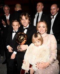Modric Senang Orang Biasa Pun Bisa Mendapatkan Ballon d Or