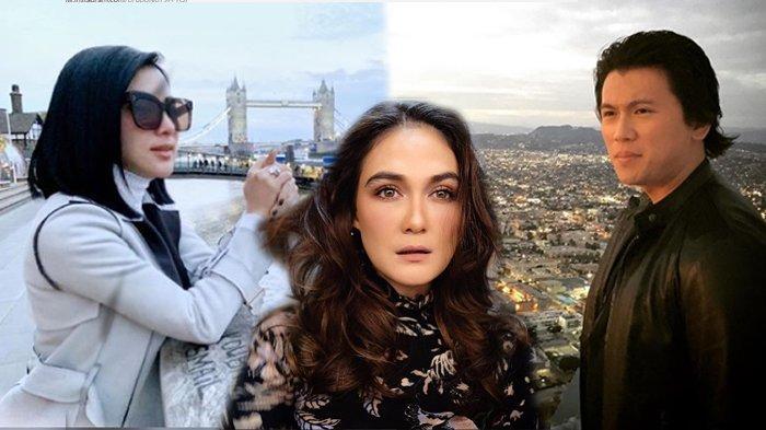 Menilik Watak Luna Maya dan Syahrini, Psikolog Ungkap Istri Reino Barack Pandai Mengakali Keadaan