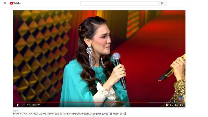 Luna Maya Diminta Tata Janeta Nyanyikan Lagu Sang Penggoda, Raffi Ahmad: Jangan Nangis