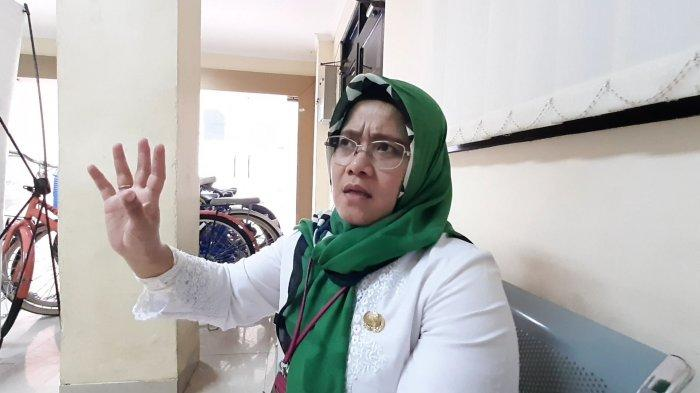 Warga Pasang Spanduk Menolak Pemudik Tanpa Rapid Test Covid-19, Lurah Kartini: Kami Mendukung
