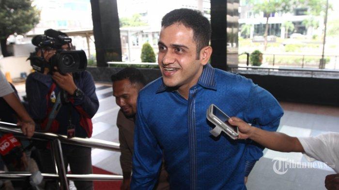 Nazaruddin: Sampai Sekarang Anas Urbaningrum Tidak Digantung di Monas