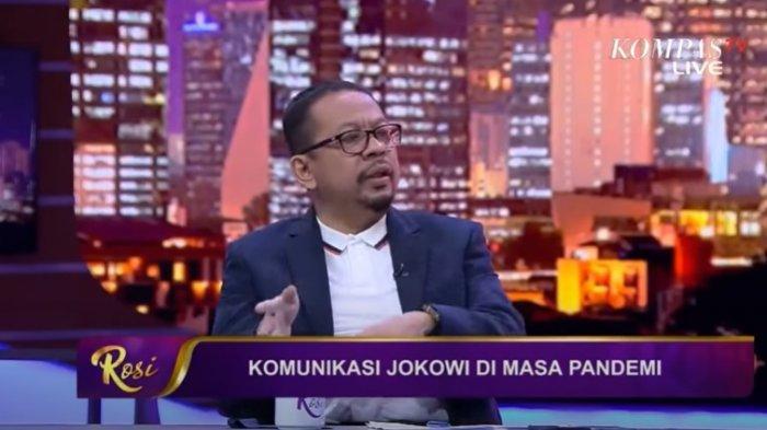 Bedakan Gaya Komunikasi Jokowi & SBY, M Qodari Akui Pemimpin Punya Bakatnya Masing-masing