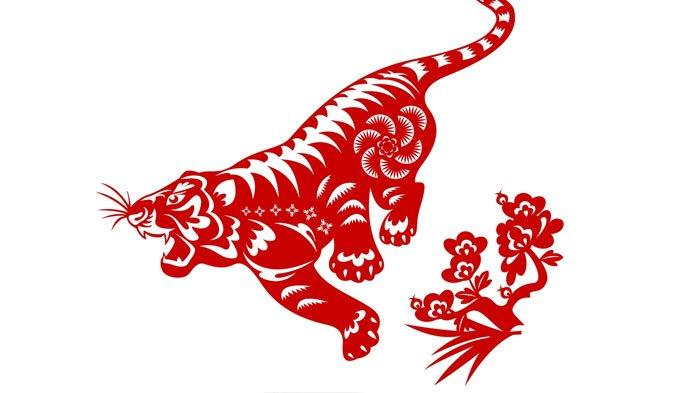 Shio macan.