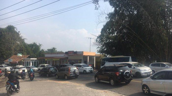 Arus Balik Mudik Lebaran 2019, Macet dari Gentong hingga Nagreg