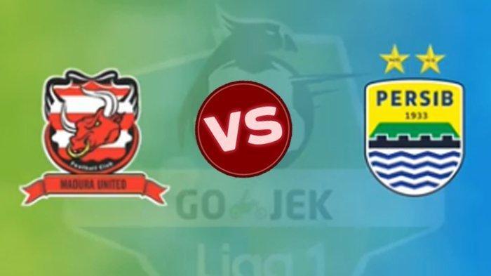 Madura United Vs Persib Bandung Live Pukul 18.30 WIB, Susunan Pemain & Link Live Streaming