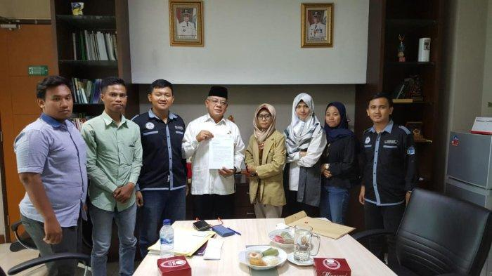 Mahasiswa Somasi Pemkot Tangerang Selatan Terkait Jatuhnya Korban Akibat Marak Kecelakaan Truk