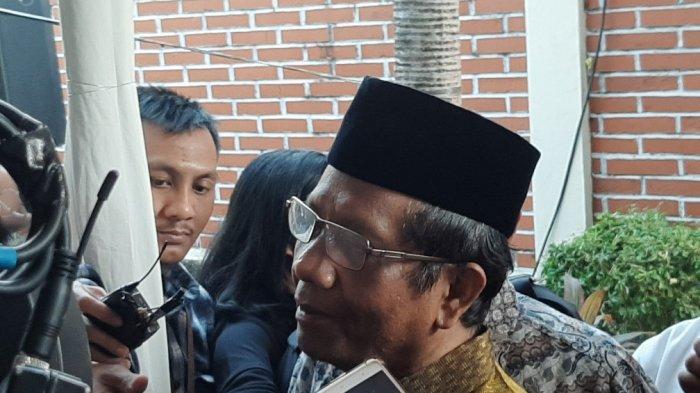 BJ Habibie Tutup Usia, Mahfud MD: Seandainya Boleh Minta Dispensasi kepada Tuhan