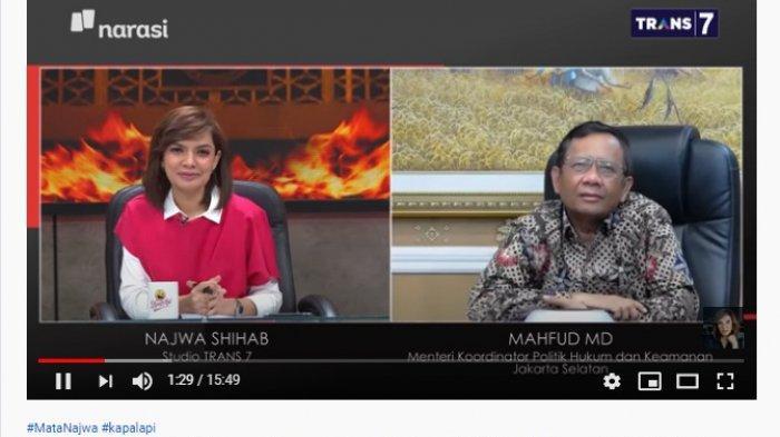 Tragedi Kebakaran di Kejagung, Mahfud MD Minta Pemerintah Tak Sembunyikan Sesuatu: Jangan Bohong