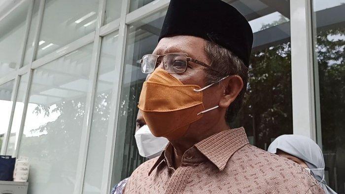 Mahfud MD Sampaikan Kondisi Kesehatan Artidjo Alkostar: Beliau Punya Penyakit Komplikasi