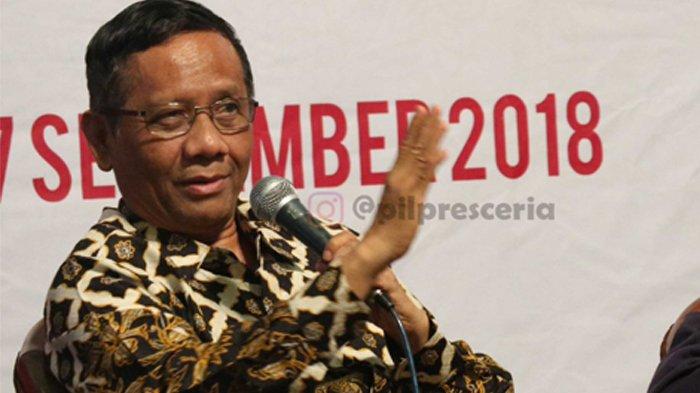 Kasus Ratna Sarumpaet, Mahfud MD Sebut Amien Rais Bukan Target Untuk Jadi Tersangka