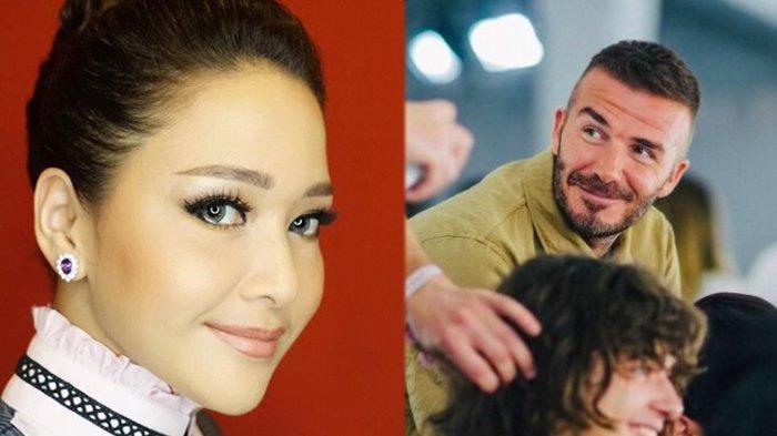 Diundang ke Acara Bergengsi dengan Irwan Mussry, Maia Estianty 'Pepet' David Beckham Kedua Kalinya