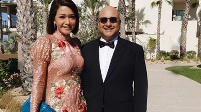 Irwan Mussry Jemput Maia Estianty dari Pernikahan Crazy Rich Surabaya Pakai Jet Pribadi