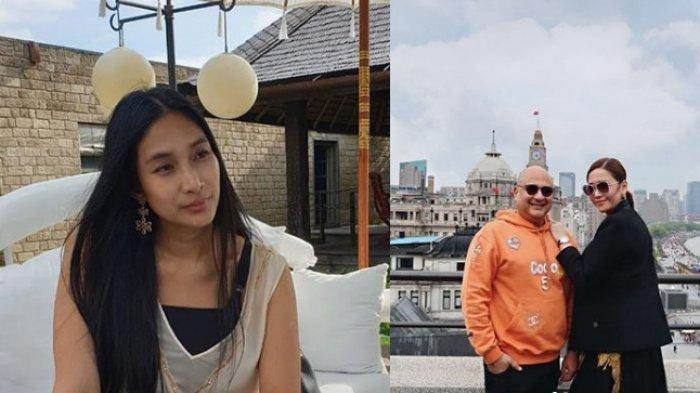 Irwan Mussry & Maia Estianty Berbalas Kata Cinta saat Liburan di Maldives, Happy Salma Sampai Gemas