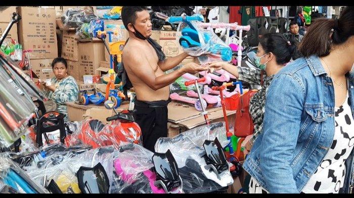 Punya Uang Rp 35 Ribu, Dapat Barang Apa Saja di Pasar Asemka?
