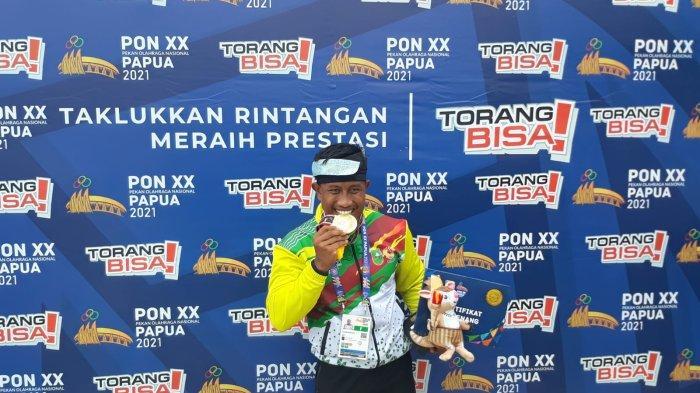 Bawa Pulang 2 Emas PON Papua, Maizir Riyondra Langsung Fokus Persiapan SEA Games dan Asian Games