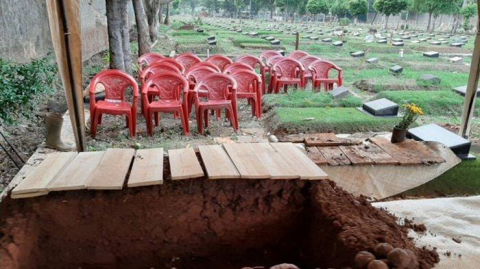 Sempat Ingin Dikubur di Bali, Ini Alasan Jenazah Istri Spaso Dimakamkan di TPU Jeruk Purut