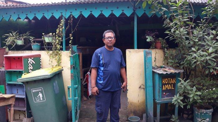 Cerita Ketua RT Soal Makam Mbah Datuk Ragem di Permukiman Warga Manggarai