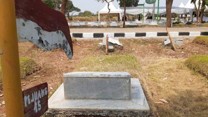 Makam Ibunda SBY Berdekatan dengan Pusara Pejuang 45