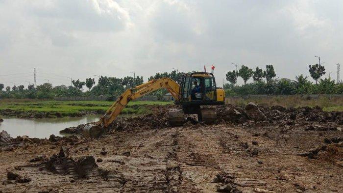 Antisipasi Makam Terendam Genangan di Musim Hujan, Waduk dan Kolam Retensi Dibangun di TPU Rorotan