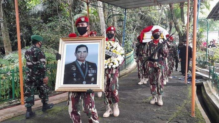 Eks KSAD Jenderal Wismoyo Dimakamkan di Astana Giribangun, Mengenal Kompleks Makam Keluarga Soeharto