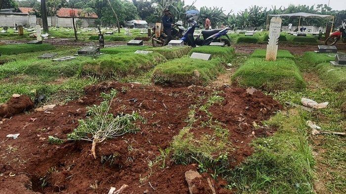 Makam ZA Terduga Teroris yang Menyerang Mabes Polri Tanpa Nisan, Hanya Benda Ini Jadi Penanda