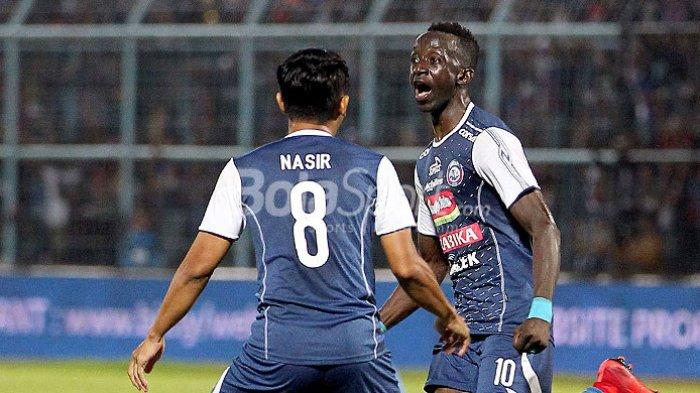 Habis Kontrak di Arema FC, Makan Konate Bisa Jadi Alternatif Pemain Asing Baru Persija Jakarta