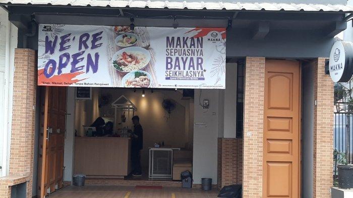 Baru Dibuka, Makna Bakso di Jakarta Timur Bagikan Makan Sepuasnya Bayar Seikhlasnya Selama 3 Hari