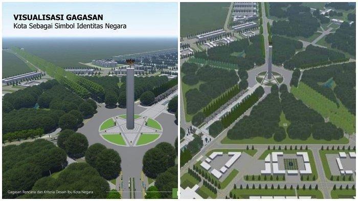 Sebagai Arsitek, Ridwan Kamil Menilai Luas Ibukota Baru 200 Ribu Hektare Adalah Pemborosan