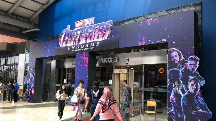 Sebelum Saksikan Film Avengers: Endgame, Borong Dulu Merchandisenya di Mal Kelapa Gading