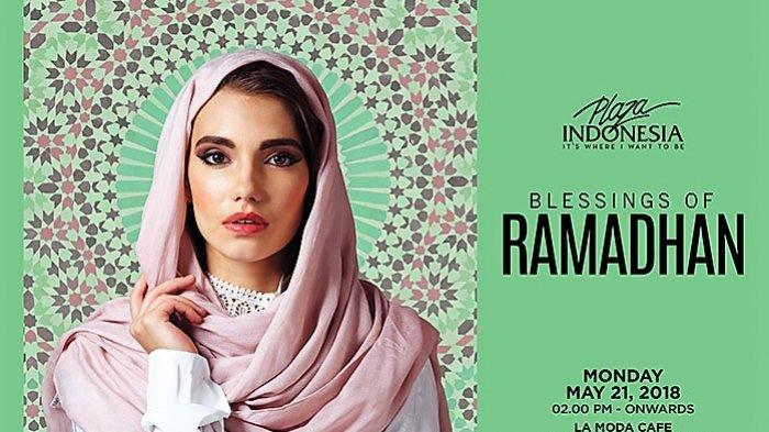 Hadirkan Sederet Kegiatan, Plaza Indonesia Gelar Gelar Blessing of Ramadan