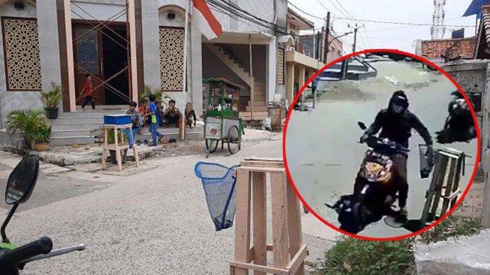 Teriakan Penjahit di Dekat Musala Bikin Pria Ini Merengek Minta Ampun Dikepung Warga Kalideres