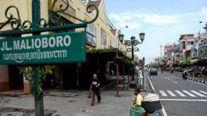 PKL di Malioboro Meninggal karena Covid-19: 2 Ruas PKL Diliburkan, Pedagang Tahunya Asma