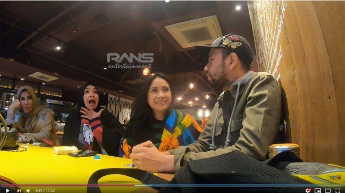 Raffi Ahmad Prank Nagita Slavina Izin Nikah Lagi, Akting Mama Rieta Ini Tuai Pujian
