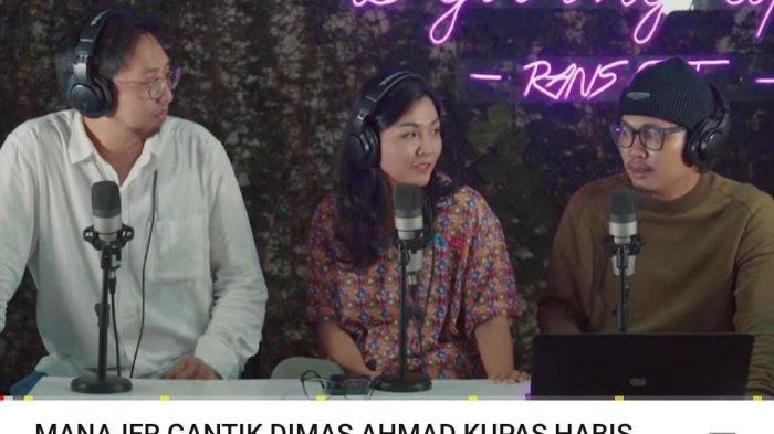Dimas Ahmad Sehari Syuting 4 Program, Tarif Endorse Kembaran Raffi Ahmad Suami Nagita Slavina Gokil