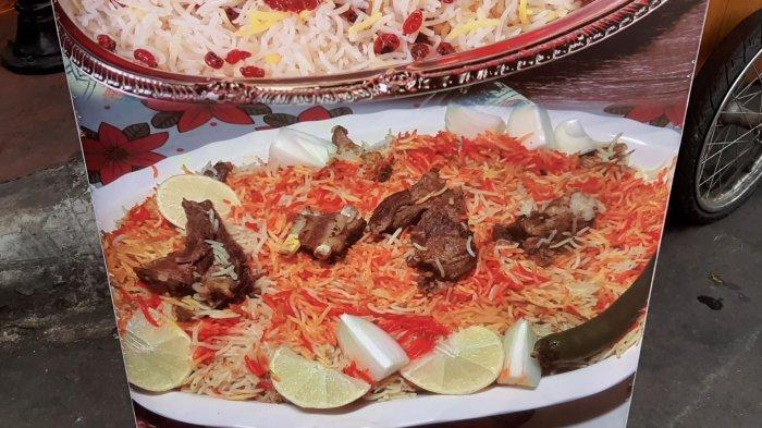 Kuliner Khas Timur Tengah Harga Terjangkau di Cempaka Putih, Yuk Coba!