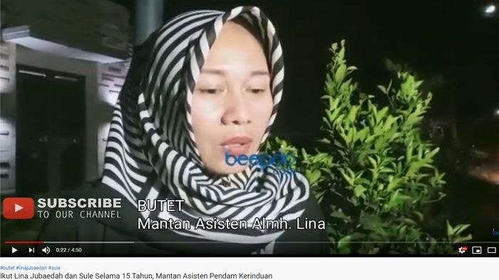 Mimpi Didatangi Lina Seminggu Sebelum Wafat, Mantan Asisten Tahan Tangis Beberkan Ini: Auranya Beda