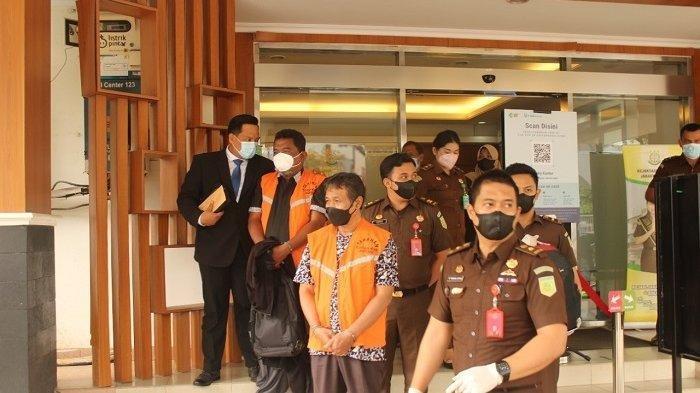 Oknum Kepsek dan Staf Sudin Pendidikan yang Diduga Korupsi Dana BOS Kini Ditahan Kejari Jakbar