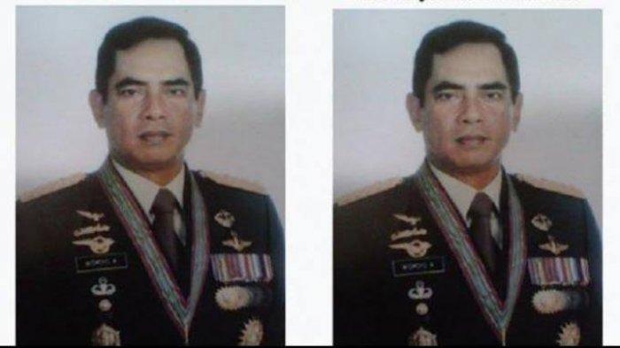Jenderal TNI Andika Perkasa Pimpin Pelepasan Jenazah eks KSAD Wismoyo