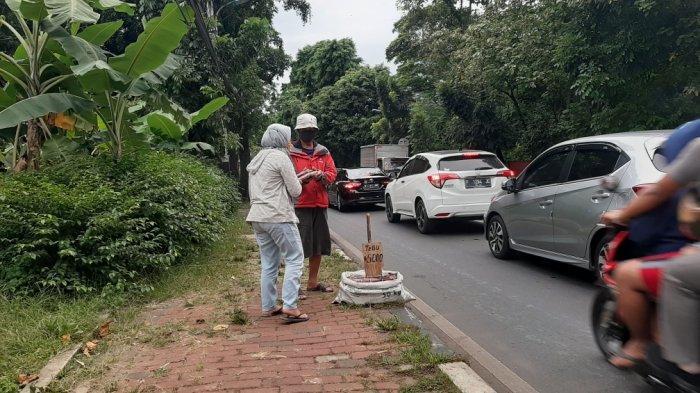 Cerita Manurung Beralih Jual Tebu di Pinggir Jalan Gegara Merugi Harga Bawang Melonjak