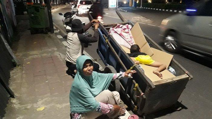 Pemkot Jakarta Pusat Bakal Tindak Manusia Gerobak di Pinggir Jalan