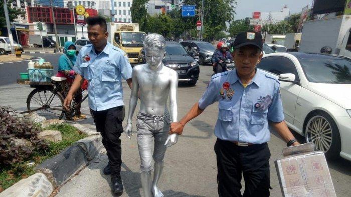 Komnas PA Desak Pemprov DKI Jakarta Berhenti Kirim Anak Manusia Silver ke Panti Sosial