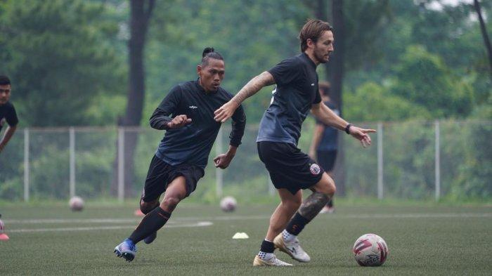 Pindah dari Persija Jakarta ke Persib Bandung Jelang Liga 1 2021, Marc Klok Dianggap Ksatria