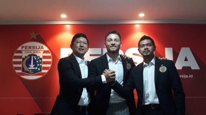 BREAKING NEWS - Persija Jakarta Resmi Berpisah dengan Marc Klok Sesaat Sebelum Liga 1 Bergulir