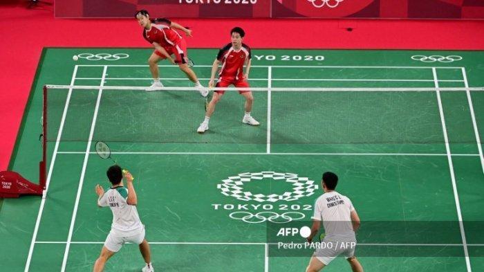 Bulu Tangkis Olimpiade Tokyo 2020: Indonesia Berpeluang Ciptakan All Indonesian Final di Ganda Putra