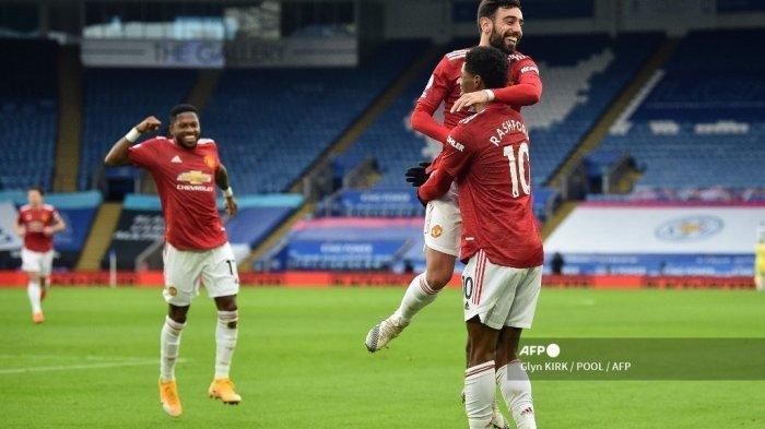Man United Vs Man City, Solskjaer: Meraih Trofi Membuat Anda Lapar