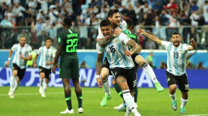 Menanti Final Idaman Copa America 2021 Argentina Vs Brasil: Kolombia dan Peru Jadi Batu Sandungan
