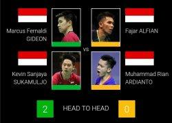 Indonesia Masters 2019: Lima Wakil Indonesia Melaju ke Babak Semifinal